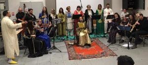 CHANTS DU MONDE ARABE - Sorties d'ateliers de Music'Halle @ FRANCE/TOULOUSE/ Le Bijou