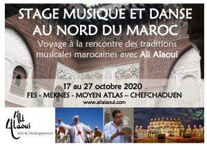 STAGE AU NORD DU MAROC @ MAROC/FES et sa région