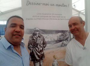 ALI ALAOUI AU FESTIVAL TARAGALTE @ MAROC/M'hamid El Ghizlane