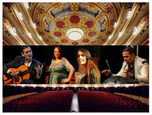 MOULTAQA SALAM A BARCELONE @ ESPAGNE/ BARCELONE / Grand théâtre du Liceu